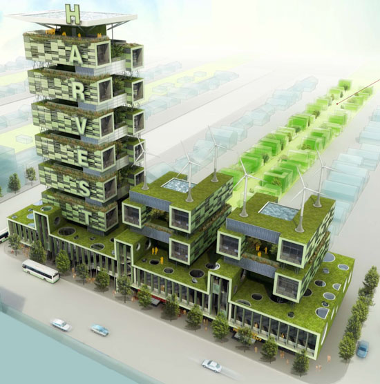 harvest-green-building-with-vertical-farming-environment-550x556