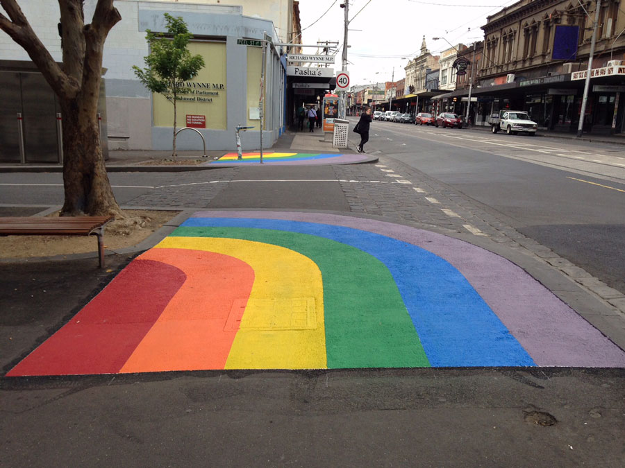 Photo-6-Smith-Street-Collingwood-Rainbow-Pavement