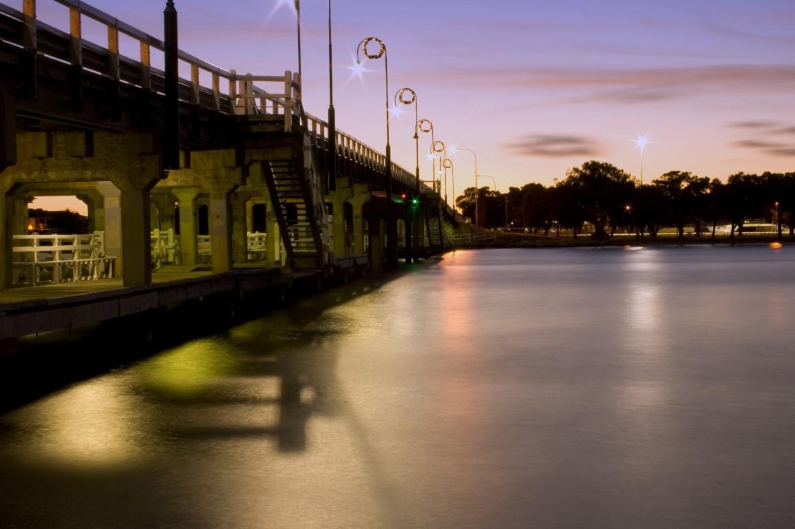 Joan Thompson 2 Old Mandurah Bridge (Medium)