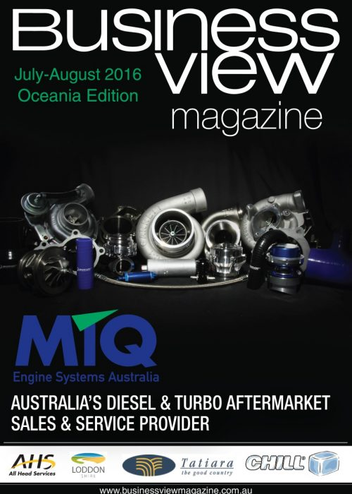 BVM Magazine Cover July-August 2016