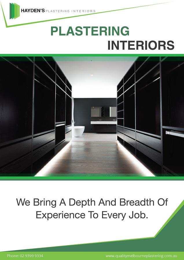 Hayden's Plastering Interiors