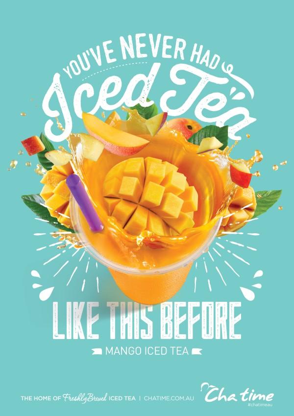 Never Had Iced Tea Like This Before - Fruit (Custom)