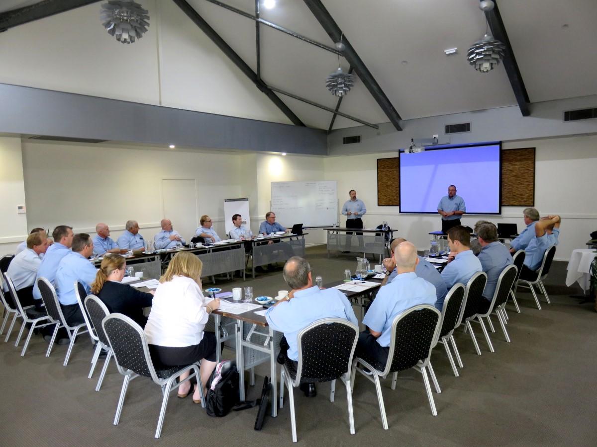 Management Meeting 2016